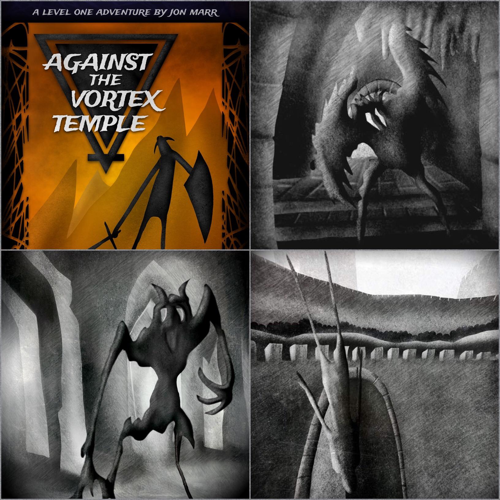 Against the Vortex Temple Pics