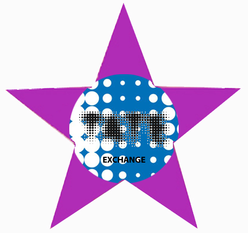 purpleSTARS with Tate TeX logo