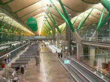 Barajas Airport Terminal 4