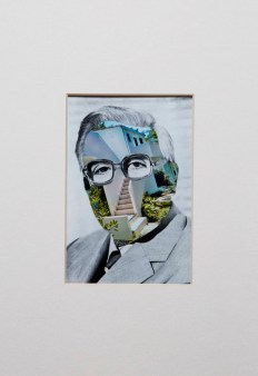 Silvio Severino - Prosopagnosia - Small Portraits #07