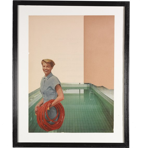 Kirkland Bray - Pool Lady