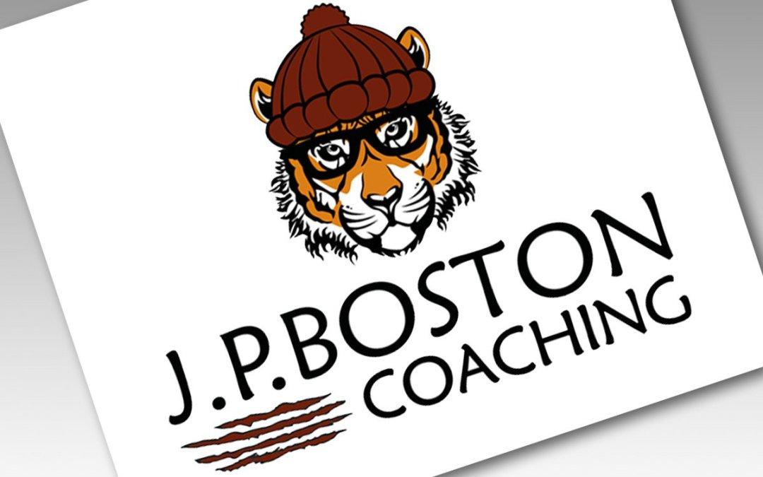 J P Boston Coaching Logo