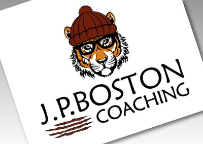 J P Boston Coaching Logo