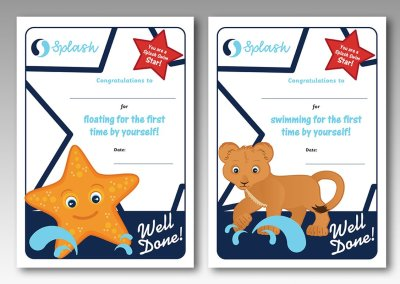 Splash Central Certificates