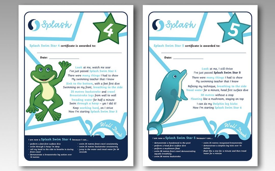 Splash Central Certificates