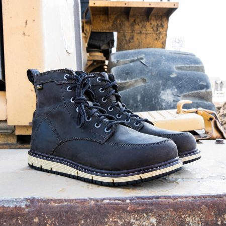 SAN JOSE 6″ WATERPROOF BOOT (ALUMINUM TOE)