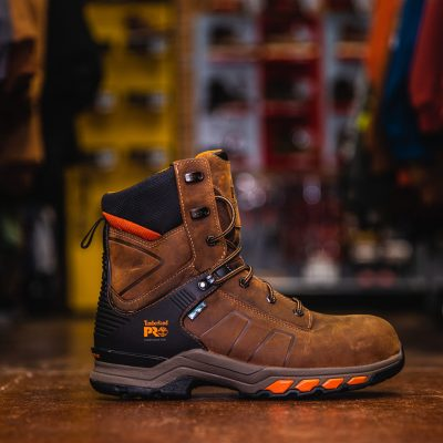Hypercharge 8″ Work Boots (Comp Toe)