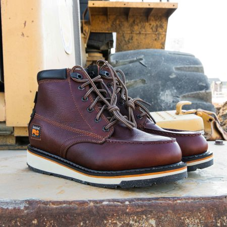 6″ GRIDWORKS WORK BOOTS (SOFT TOE)