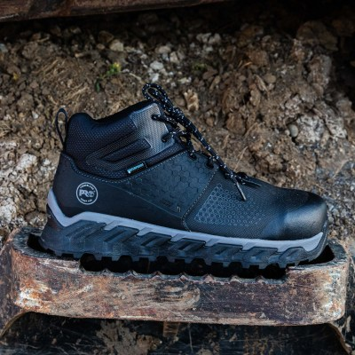 6″ Ridgework Work Boots (Steel Toe)