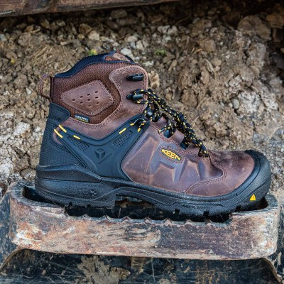Men's Dover 6″ Waterproof Composite Toe Industrial Boot