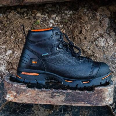 Endurance 6″ Work Boots (Steel Toe)