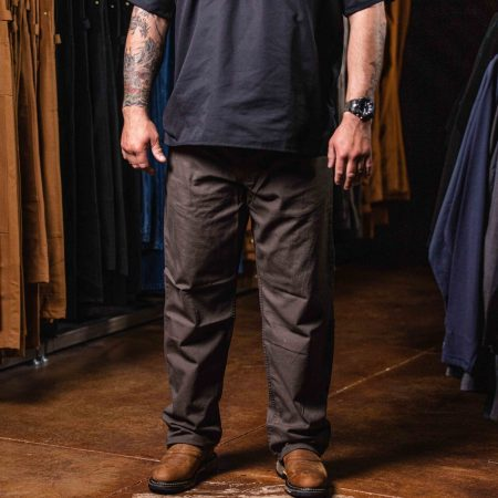 RUGGED FLEX® RIGBY 5-POCKET WORK PANT (DARK COFFEE)