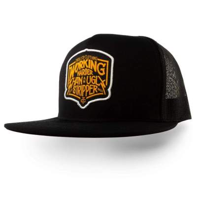 Full Tilt Snapback (Black / Orange)
