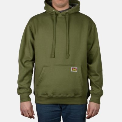Heavyweight Sweatshirt (Olive)