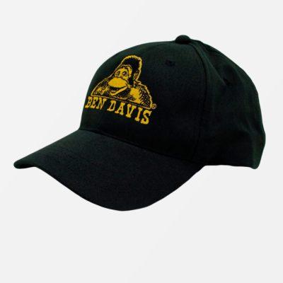 Ben Davis – Baseball Cap (Gold)