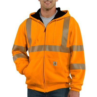 High Visibility Class 3 Thermal Sweatshirt (Brite Orange)