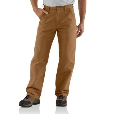 Washed Duck Work Pant
