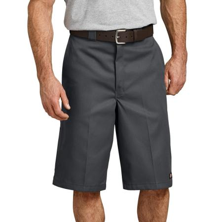 13″ Loose Fit Multi-Use Pocket Work Shorts (Charcoal)