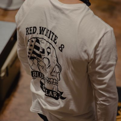 SKULLY Long Sleeve – White (Limited Release)