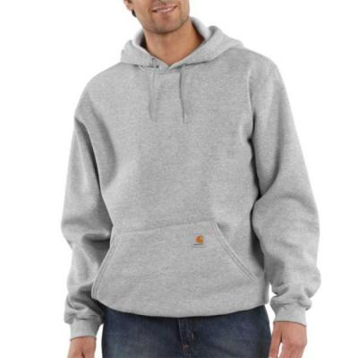 K121 – MIDWEIGHT HOODED SWTSHT (HGY)