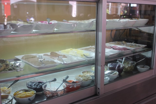 Tasty sliced meats, cheeses, puddings, spreads, james, and jellies, July 28, 2016