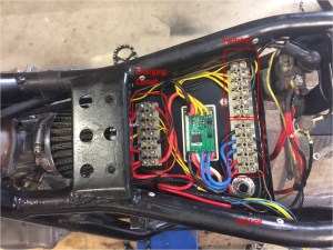 Motorcycle Electrics 101  Re wiring your Cafe Racer