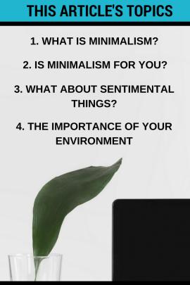 Minimalism - Purpose Driven Mastery