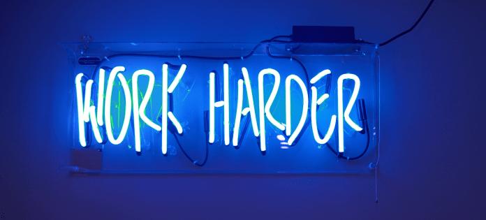 Work Harder: Growth Mindset - Purpose Driven Mastery