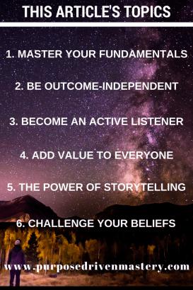Beliefs - Purpose Driven Mastery