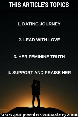 Feminine - Purpose Driven Mastery