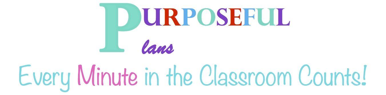 Purposeful Plans
