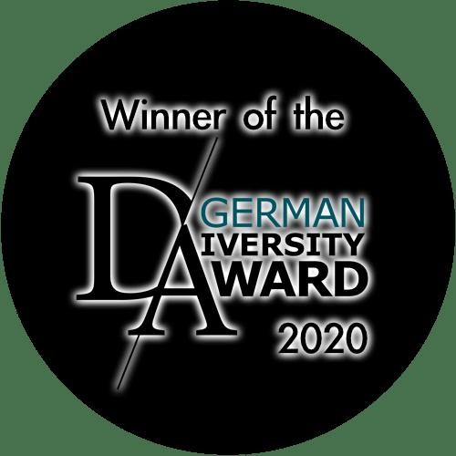 Lina Maria Kotschedoff - Winner of the German Diversity Award 2020