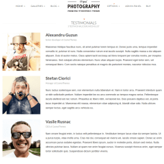 Tripode-Photography-WordPress-theme