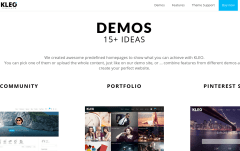kleo-WordPress-Demos-Services