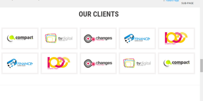 SKT white client page showing Number of clients.