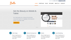 Belle Home Page