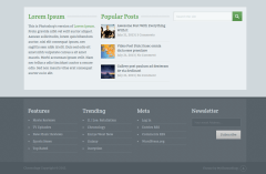 Chronology Footer