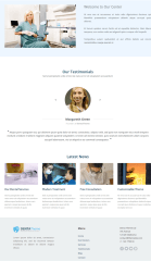 Denta-WordPress-Footer-Area
