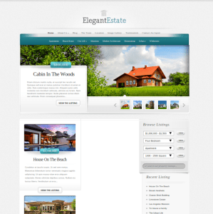 Elegant-Estate-Theme-template