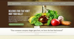Front-page-MYCuisine-WordPress