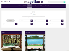 Magallen-WordPress-Theme