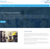 Medica Lite is the best free medical WordPress theme featuring a custom flat business looking homepage