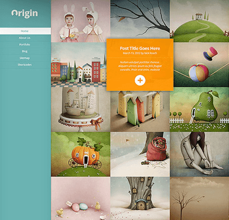 Origin – is the best choice for the Artist and Bloggers.