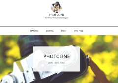 Photoline Home Page