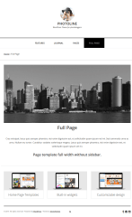 Photolite-WordPress-theme