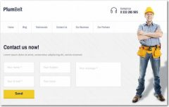 Plumber-Free-WordPress-Theme