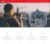 Unik- Theme supports featured home page slider