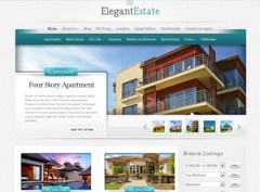 elegantestate-WordPress-Theme