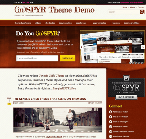 (in)SPYR Theme - Blog WordPress theme (3)