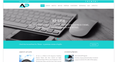 Aplite-WordPress-theme